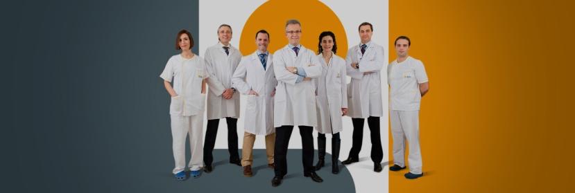 Contamos con los mejores profesionales de la Traumatología y laOrtopedia