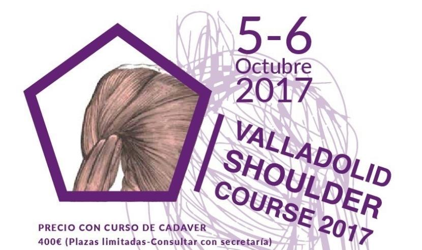 El Dr. Manuel Leyes participa en la Valladolid Shoulder Course2017